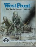 Board Game: WestFront: The War in Europe, 1943-45