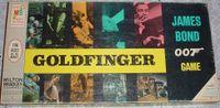 Board Game: James Bond 007: Goldfinger