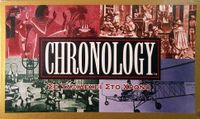 Board Game: Chronology