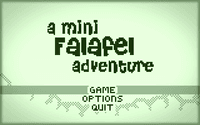 Video Game: A Mini Falafel Adventure