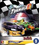 Board Game: Formula D: Circuits 3 – Singapore & The Docks