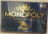 Board Game: Monopoly: 20 Years of Adelaide Crows