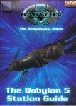 RPG Item: The Babylon 5 Station Guide