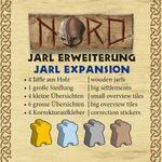 Board Game: Nord: Jarl Expansion