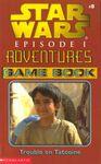 RPG Item: Star Wars Episode I Adventures #08: Trouble on Tatooine