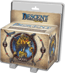 Board Game: Descent: Journeys in the Dark (Second Edition) – Skarn Lieutenant Pack