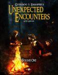RPG Item: Gothnog & Swamper's Unexpected Encounters Volume One