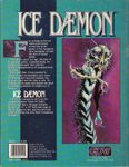 RPG Item: Ice Daemon