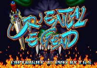 Video Game: Oriental Legend