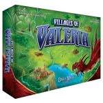 Board Game: Villages of Valeria