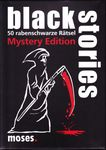Board Game: Black Stories Mystery Edition