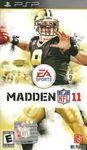Video Game: Madden NFL 11