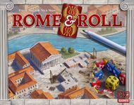Board Game: Rome & Roll