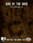 RPG Item: War of the Dead: Chapter Two: Week 2