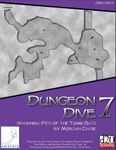 RPG Item: Dungeon Dive 7: Spawning Pits of the Tomb Bats
