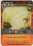 Board Game: Mage Wars: Sandstorm Promo Card