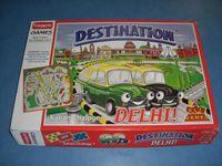 Board Game: Destination Delhi!