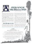 RPG Item: Strange Bedfellows
