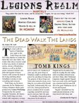 Issue: Legions Realm Monthly (Issue 7 - Mar 2003)