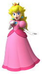 Character: Princess Peach Toadstool