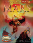 RPG Item: Blood Legacy of Mars