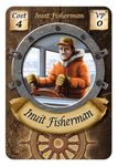 Board Game: Fleet: Inuit Fisherman