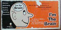 Board Game: I'm the Brain