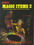 RPG Item: GURPS Magic Items 2