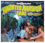 Board Game: Haunted Mansion Game