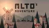 Video Game: Alto's Adventure