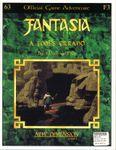RPG Item: Fantasia Adventure F03: A Fool's Errand