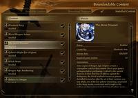 Video Game: Dragon Age: Origins – The Stone Prisoner