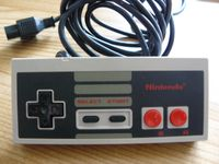 Video Game Hardware: NES Controller