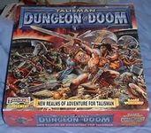 Board Game: Talisman (Third Edition): Dungeon of Doom