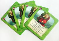 Board Game: Imperial Settlers: Expedition Tokens