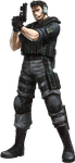 Character: Chris Redfield