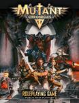 RPG Item: Mutant Chronicles 3rd Edition Public Beta Playtest