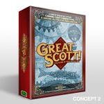Board Game: Great Scott!