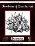 RPG Item: Ironborn of Questhaven