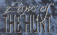 RPG: Laws of the Hunt (1st Edition)