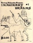 Issue: Imaginary Realms (Premier Issue)