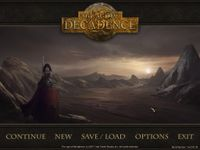 Video Game: Age of Decadence