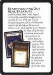 RPG Item: GameMastery Item Cards: Adventure Gear
