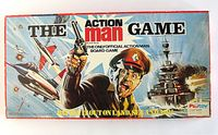 Board Game: The Action Man Game