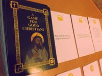 Board Game: A Game For Good Christians