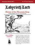 RPG Item: Return of the Mountain King