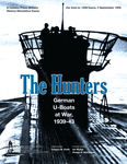Board Game: The Hunters: German U-Boats at War, 1939-43