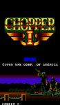 Video Game: Chopper I