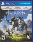 Video Game: Horizon Zero Dawn