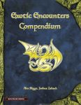RPG Item: Exotic Encounters: Compendium